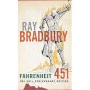 Fahrenheit 451 by BRADBURY, RAY, 9780345342966