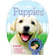 I Love Puppies by Savery, Annabel, 9781626862968