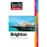 Time Out Shortlist Brighton by Unknown, 9781905042968