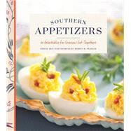 Southern Appetizers by Gee, Denise; Peacock, Robert M., 9781452132969