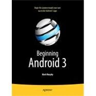 Beginning Android 3 9781430232971U