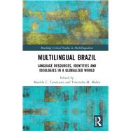 Multilingual Brazil: Language Resources, Identities and Ideologies in a Globalized World by Cavalcanti; Marilda, 9781138652972