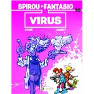 Virus: Spirou & Fantasio (Vol. 10) by Tome; Janry, 9781849182973