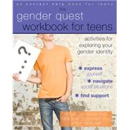 The Gender Quest Workbook by Testa, Rylan Jay, Ph.D.; Coolhart, Deborah, Ph.D.; Peta, Jayme; Sallans, Ryan K.; Lev, Arlene Istar (AFT), 9781626252974