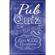 Pub Quiz by Arcturus Publishing, 9781784042974