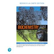 Biochemistry Concepts and Connections, Books a la Carte Edition by Appling, Dean R.; Anthony-Cahill, Spencer J.; Mathews, Christopher K., 9780134762975