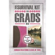 Survival Kit for Grads 2015: New International Version Bible With Devotional Book, Streams in the Desert for Graduates by Zondervan Publishing House, 9780310432975