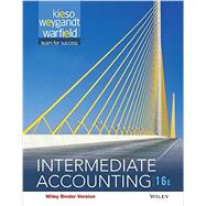 Intermediate Accounting by Kieso, Donald E.; Weygandt, Jerry J.; Warfield, Terry D., 9781118742976