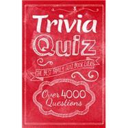 Trivia Quiz by Arcturus Publishing, 9781784042981