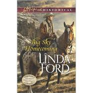 Big Sky Homecoming by Ford, Linda, 9780373282982