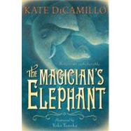 The Magician's Elephant by DICAMILLO, KATETANAKA, YOKO, 9780763652982