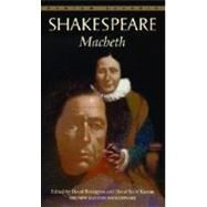 Macbeth by SHAKESPEARE, WILLIAMBEVINGTON, DAVID, 9780553212983