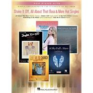 Shake It Off, All About That Bass & More Hot Singles: Simple Arrangements for Students of All Ages by Swift, Taylor (CRT); Trainor, Meghan (CRT), 9781495012983