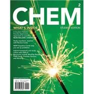 CHEM 2 Chemistry in Your World (with OWLv2 24-Months Printed Access Card) by Hogg, John L., 9781133962984