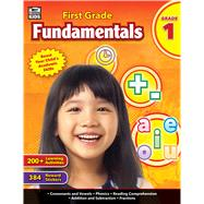 First Grade Fundamentals by Carson-Dellosa Publishing LLC, 9781483812984