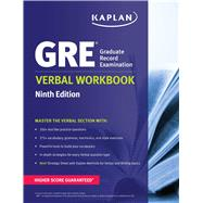 Gre Verbal by Kaplan, 9781625232984