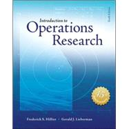 Introduction to Operations Research with Access Card for Premium Content by Hillier, Frederick, 9781259162985