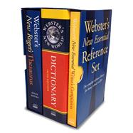 Webster's New Essential Reference Set by Webster's New World College Dictionaries, 9780544822986