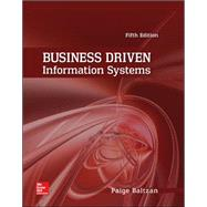 Business Driven Information Systems by Baltzan, Paige; Phillips, Amy, 9780073402987