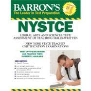 Barron's NYSTCE: Last, Ats-w, Cst by Postman Ed D., Robert D., 9780764142987