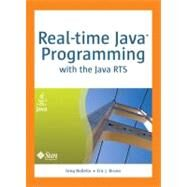 Real-Time Java Programming : With Java Rts at Biggerbooks.com