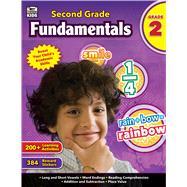 Second Grade Fundamentals by Thinking Kids; Carson-Dellosa Publishing Company, Inc., 9781483812991
