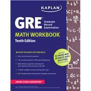KAPLAN GRE Math by Kaplan, Inc., 9781625232991