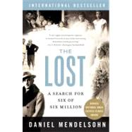 The Lost: A Search for Six of Six Million by Mendelsohn, Daniel, 9780060542993