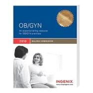 Billing Companion for OB / GYN 2010 by Ingenix, 9781601512994