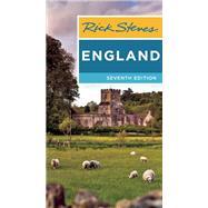 Rick Steves England by Steves, Rick, 9781631212994