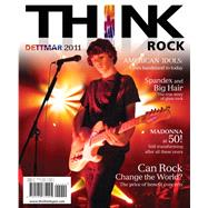 Think Rock by Dettmar, Kevin, 9780205772995