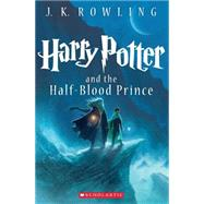 Harry Potter and the Half-Blood Prince (Book 6) by Rowling, J.K.; Kibuishi, Kazu; GrandPré, Mary, 9780545582995