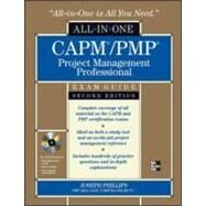 CAPM/PMP Project Management Certification All-in-One Exam Guide with CD-ROM, Second Edition by Phillips, Joseph, 9780071632997