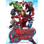 Marvel: The Avengers Vault by David, Peter A., 9781626862999