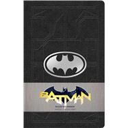 Dc Comics - Batman Ruled Notebook by Insight Editions, 9781683833000
