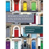 Research Methods in the Social Sciences by Frankfort-Nachmias, Chava; Nachmias, David; DeWaard, Jack, 9781429233002