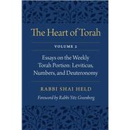 The Heart of Torah by Held, Shai; Greenberg, Yitz, 9780827613003
