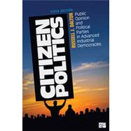 Citizen Politics by Dalton, Russell J., 9781452203003