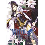 Witch Buster, Vol. 15-16 by Cho, Jung-Man, 9781626923003