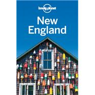 Lonely Planet New England by Vorhees, Mara; Clark, Gregor; Friary, Ned; Hardy, Paula; Sieg, Caroline, 9781742203003