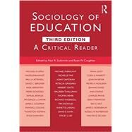 Sociology of Education by Sadovnik; Alan R., 9781138843004