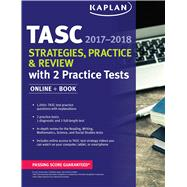 Kaplan TASC 2017-2018 by Kaplan, 9781625233004