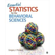 Essential Statistics for the Behavioral Sciences by Privitera, Gregory J., 9781483353005