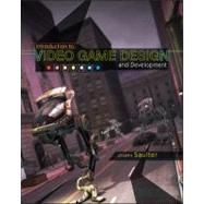 Introduction to Video Game Design and Development by Saulter, Joseph, 9780073403007