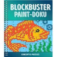Blockbuster Paint-doku by Unknown, 9781454923008