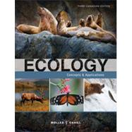 Ecology, 3rd Canadian Edition by Molles, Manuel;   Cahill, James, 9780070893009