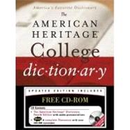 The American Heritage College Dictionary by American Heritage Dictionaries, 9780618453009