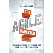 The Agile Marketer by Smart, Roland, 9781119223009