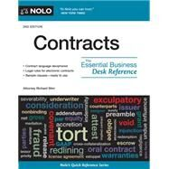 Contracts by Stim, Richard, 9781413323009