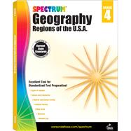 Spectrum Geography, Grade 4: Regions of the U.s.a. by Spectrum, 9781483813011